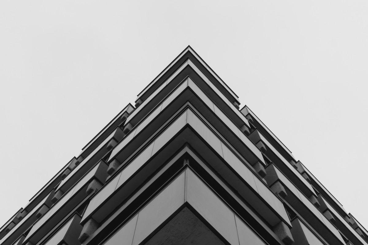 Fotos gratis en blanco y negro arquitectura ventana for Arquitectura en linea