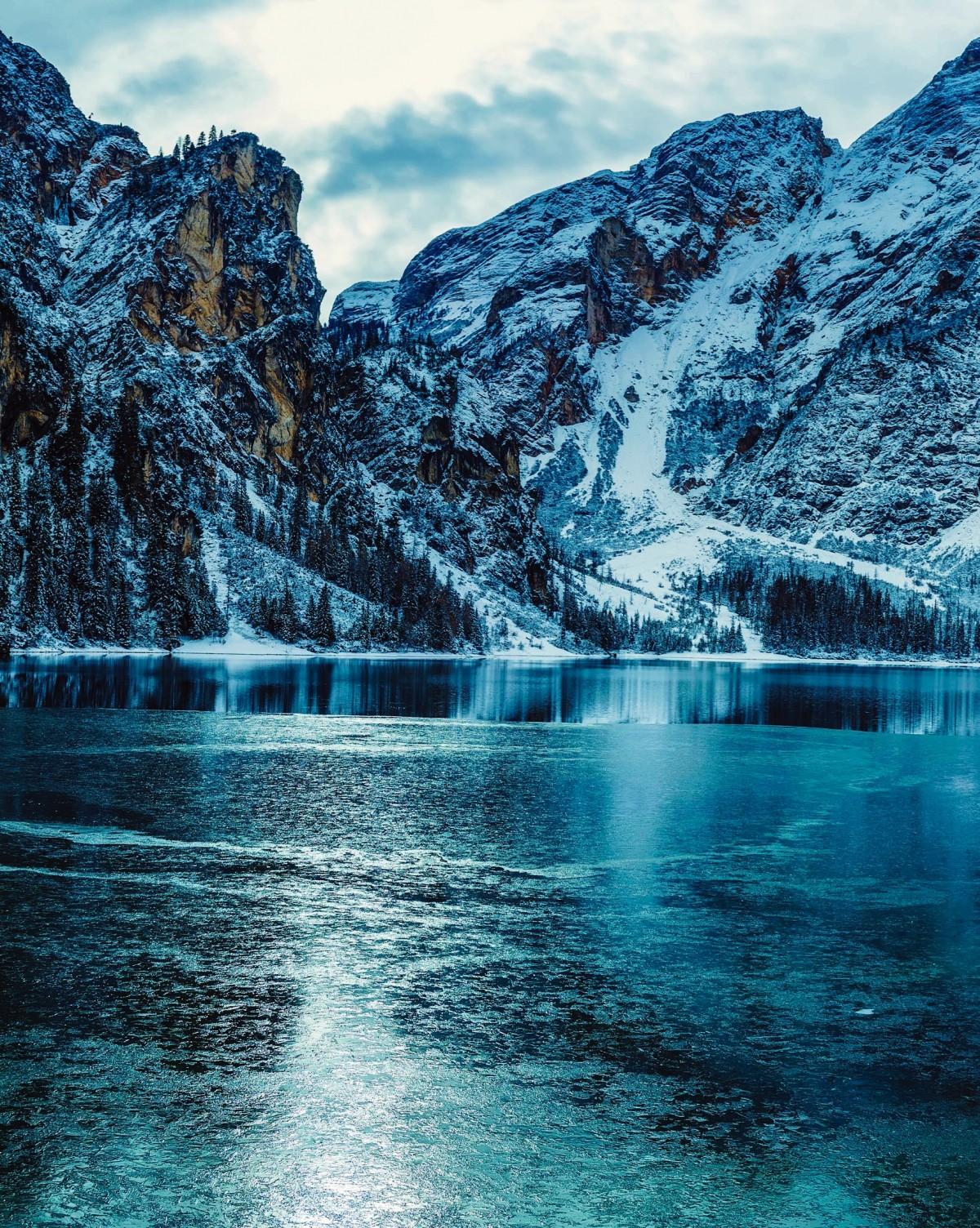 Images gratuites paysage mer eau la nature for t - Immagini da colorare la neve ...