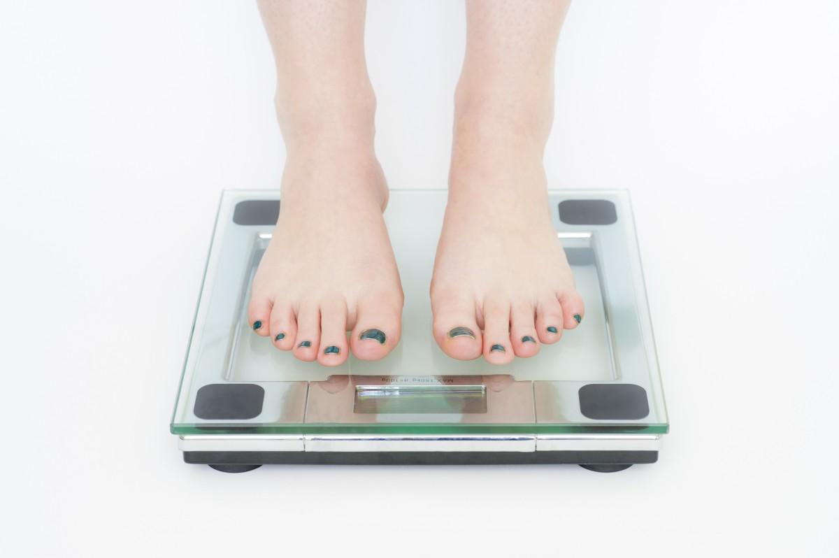 penurunan berat badan