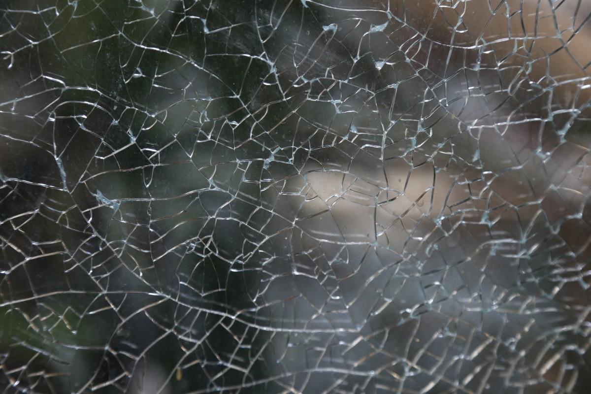 Broken Glass Material D