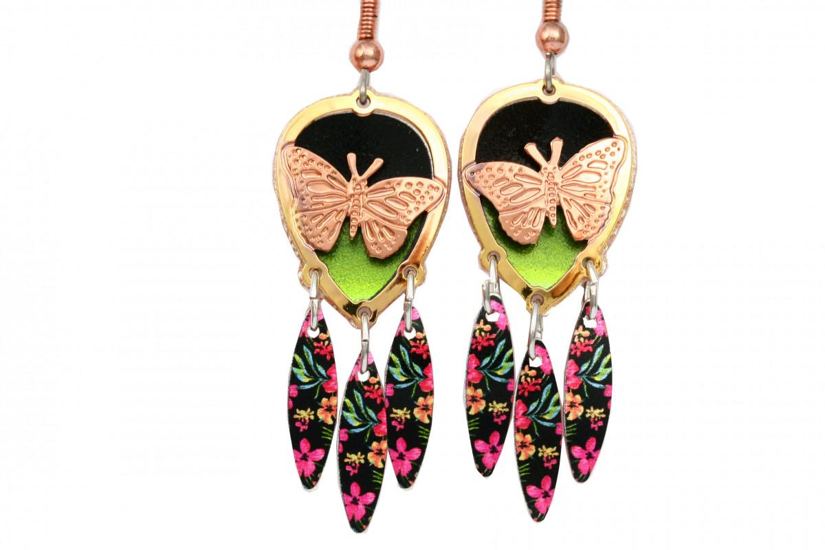 Бабочки ювелирные украшения фото