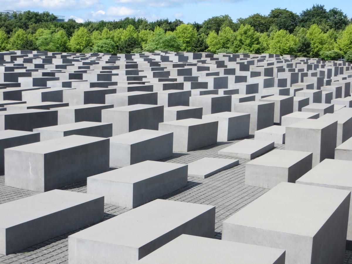 Holokausti Muistomerkki