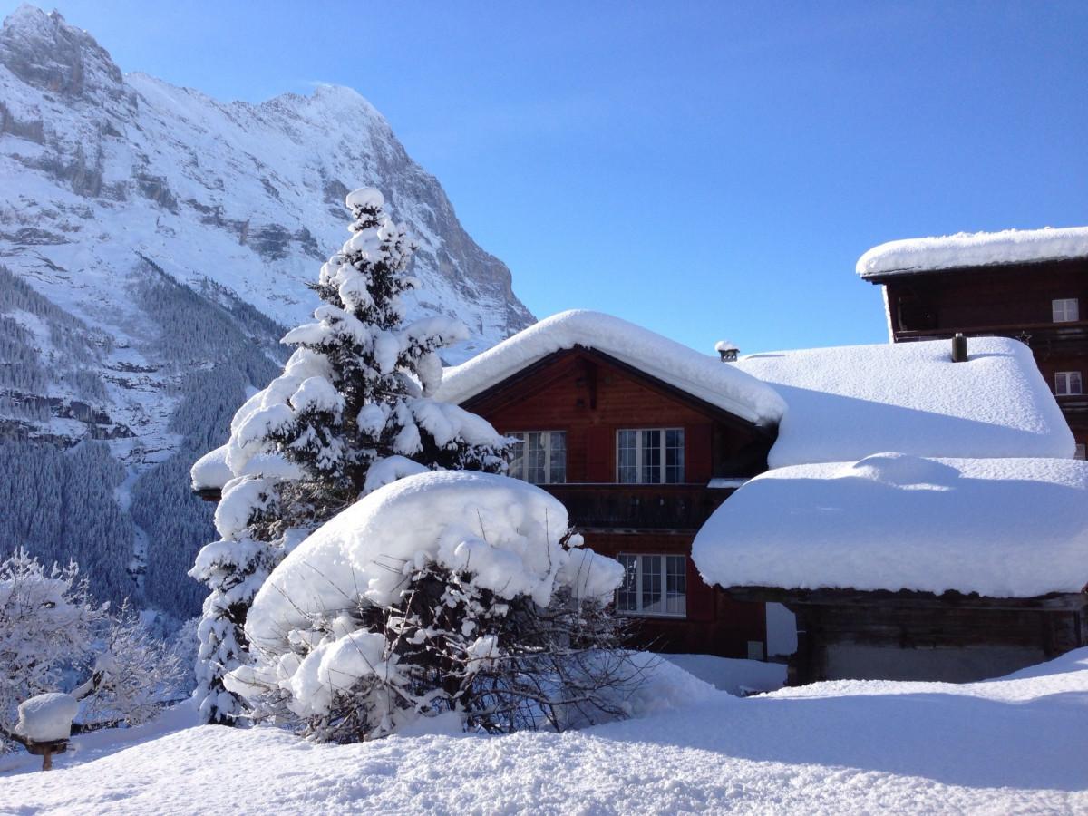 images gratuites montagne hiver cha ne de montagnes cabane m t o neigeux alpin saison. Black Bedroom Furniture Sets. Home Design Ideas