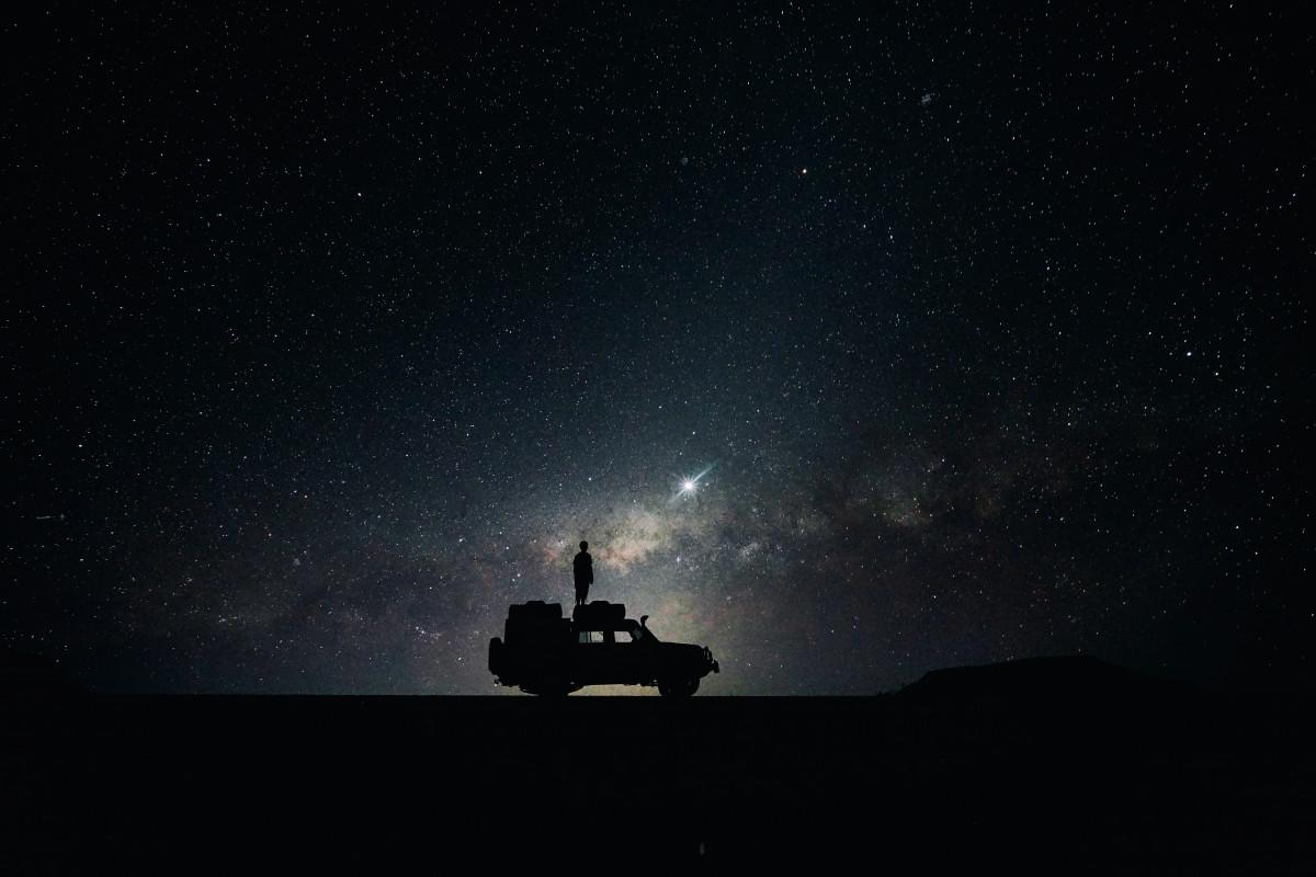 天空, 晚, 星, 大气层, 空间, 黑暗, 星系, 月光, 外太空, 天文学, 午夜, 屏幕截图, 天文物体