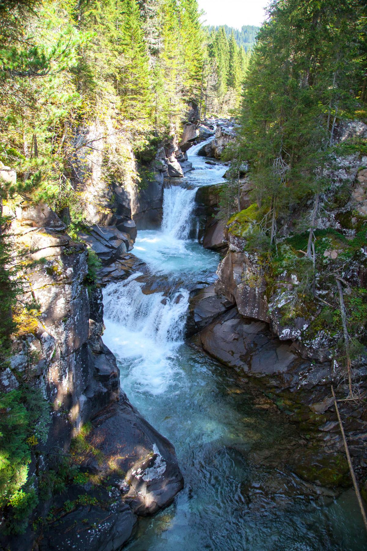 Images Gratuites Eau La Nature Cascade Rivi 232 Re