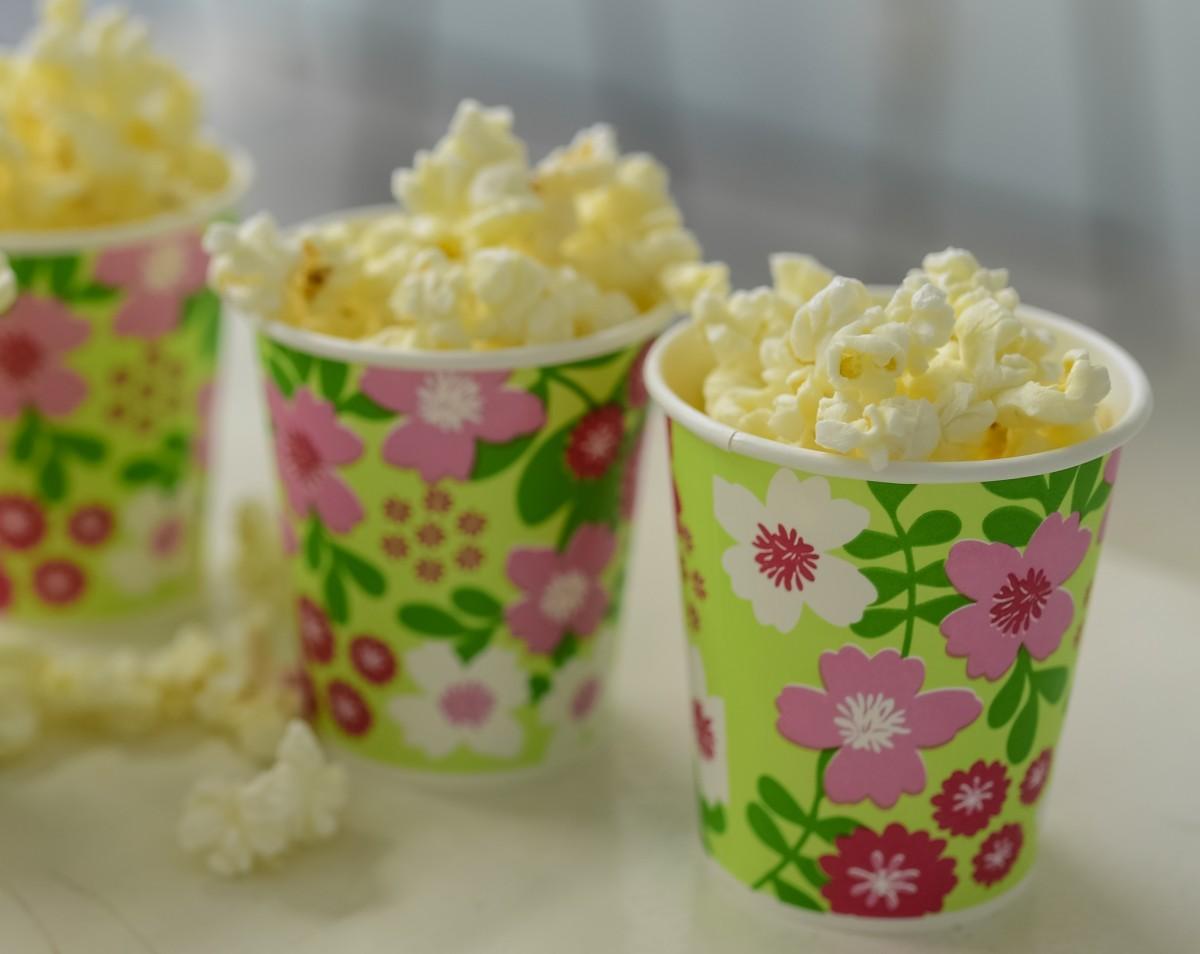 Глазурь для попкорна в домашних условиях