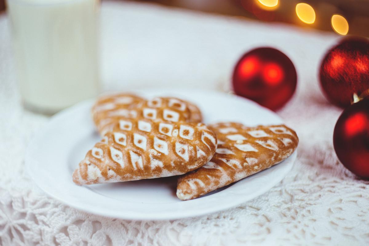 Печенье на завтрак картинки