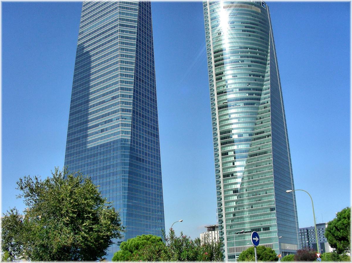 Architettura A Madrid immagini belle : architettura, costruzione, città