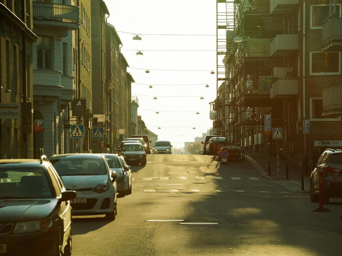 Пустая улица картинки