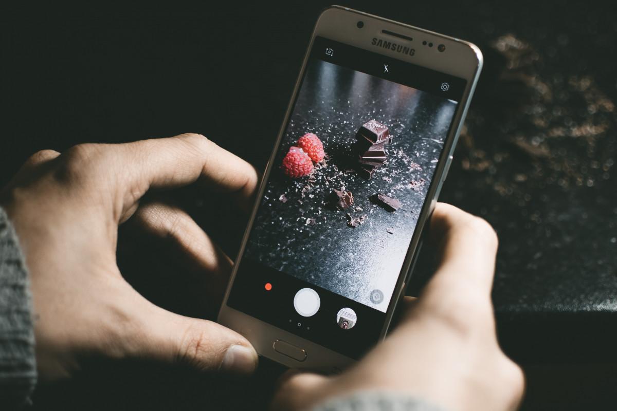 как сфотографировать изображение на телефоне идеале
