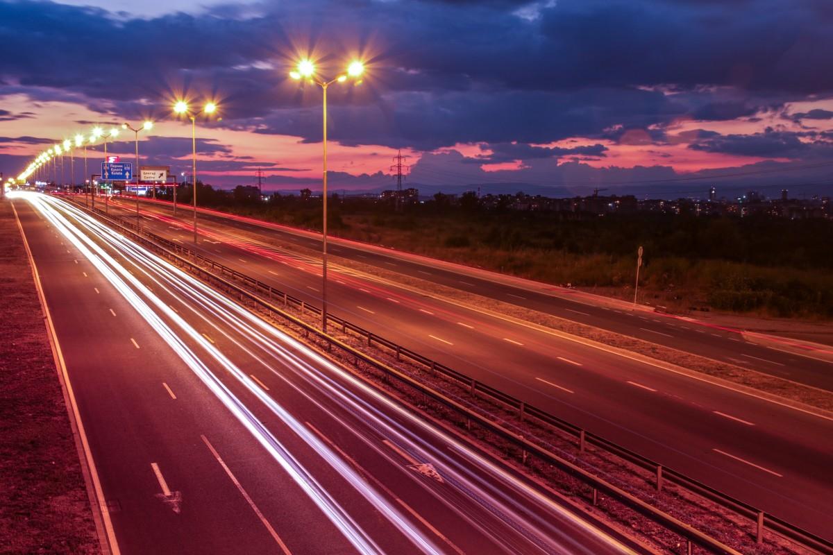 Ночные дорога картинки