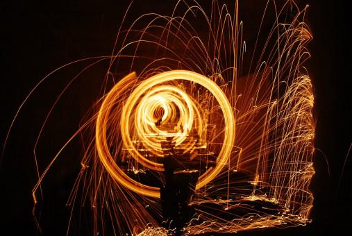 Fire Bewegung