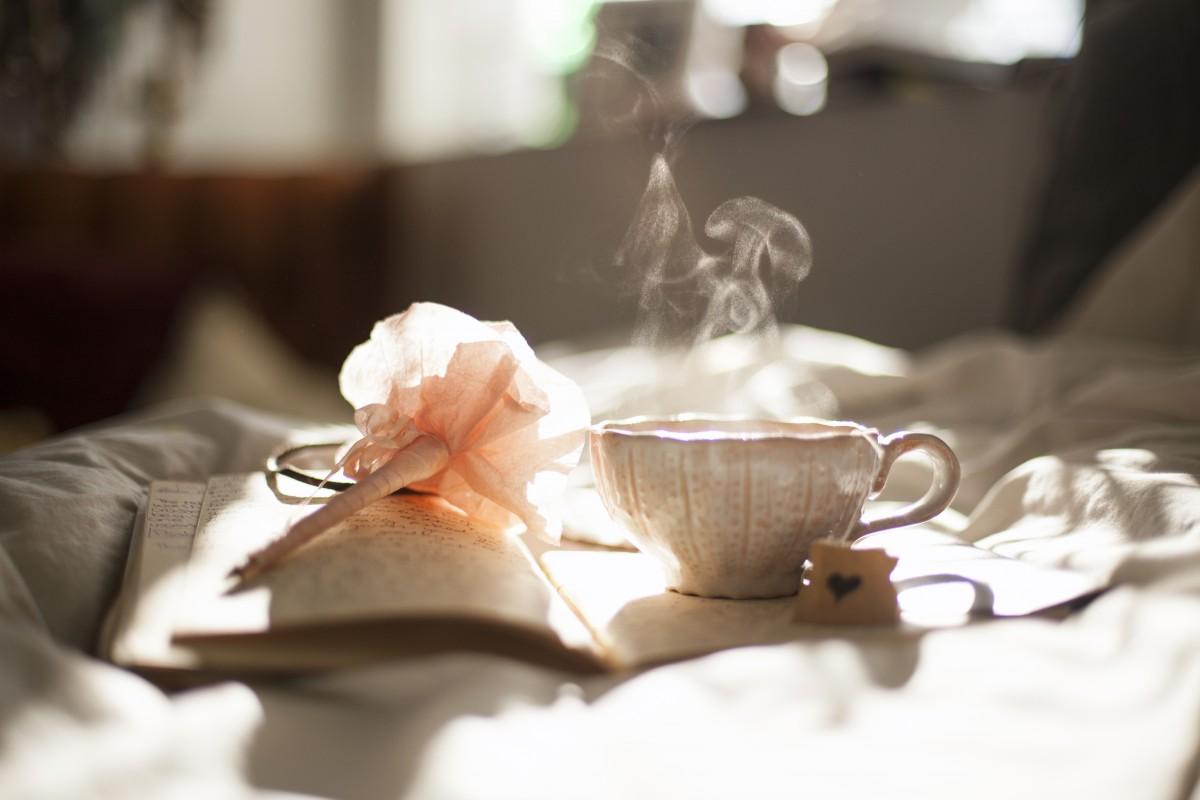 Романтичные нежные картинки с добрым утром