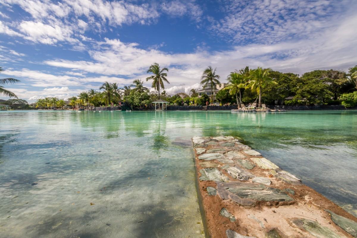 Images gratuites plage mer c te arbre eau la nature for Piscine ile bleu seynod