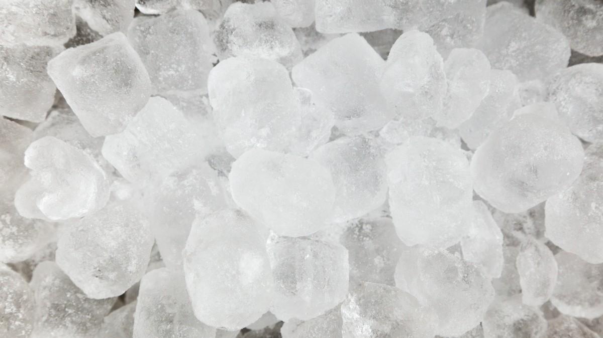 es batu untuk kompres dingin