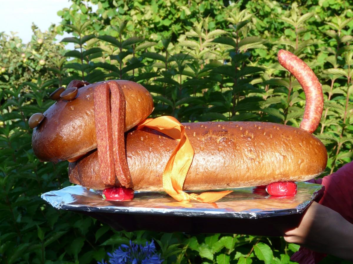 Смешные, прикольные картинки с колбасами