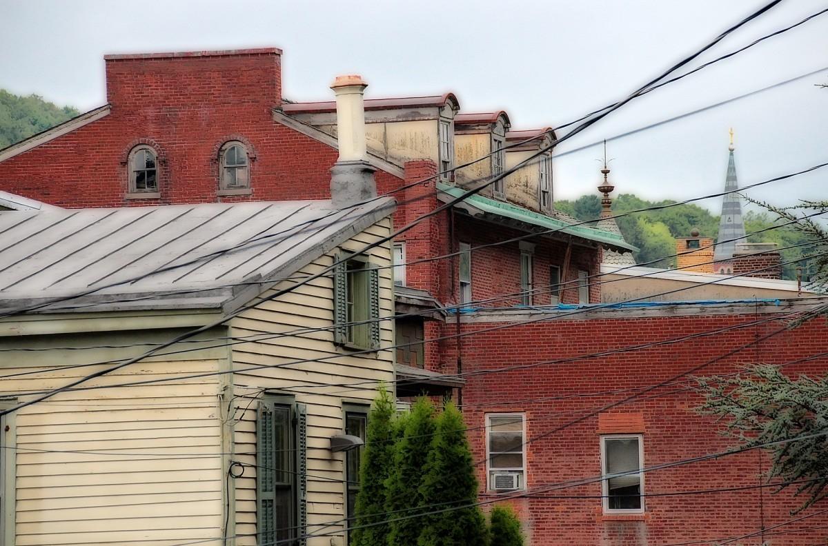 Fotos gratis casa pueblo techo pared caba a color - Casa pueblo fotos ...