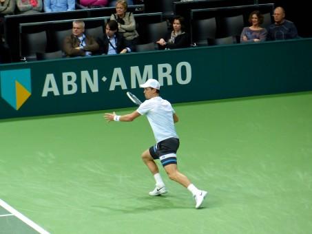 raquette de tennis pro