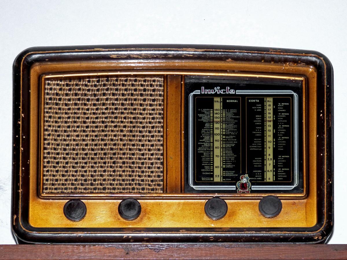 менее картинки первых радиоприемников эллинистической традиции