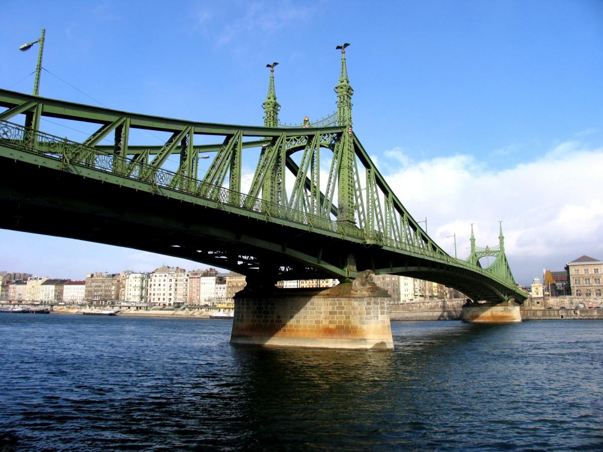 images gratuites rivi re monument voie navigable danube budapest hongrie canal pont. Black Bedroom Furniture Sets. Home Design Ideas