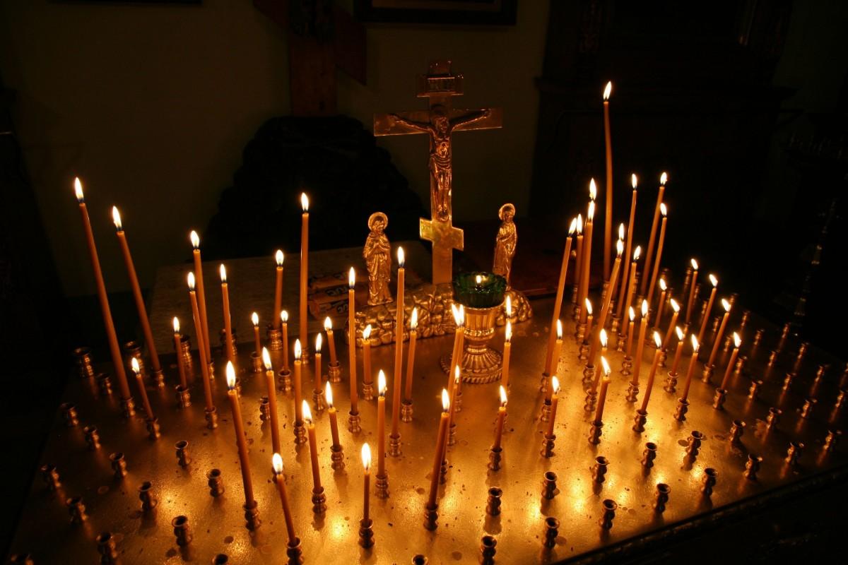 Как сделать церковную свечу 18