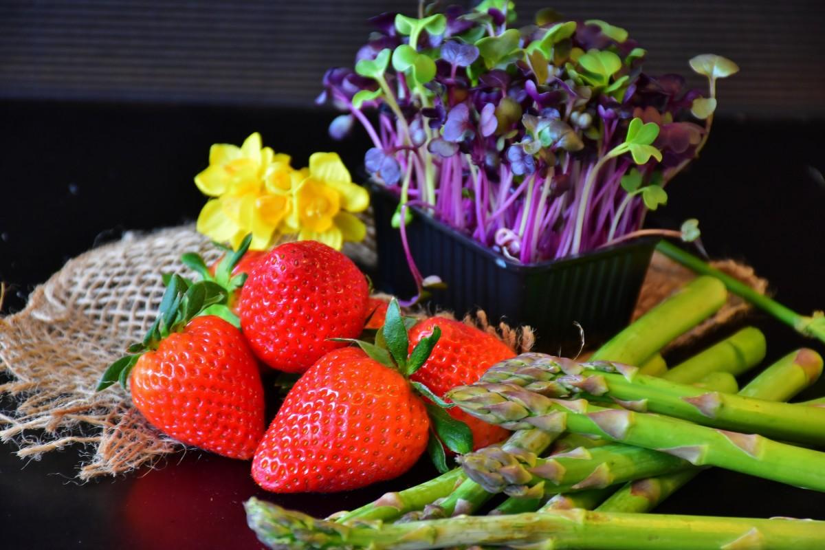 Images gratuites plante fruit doux fleur m r plat for Cuisinier vegetarien