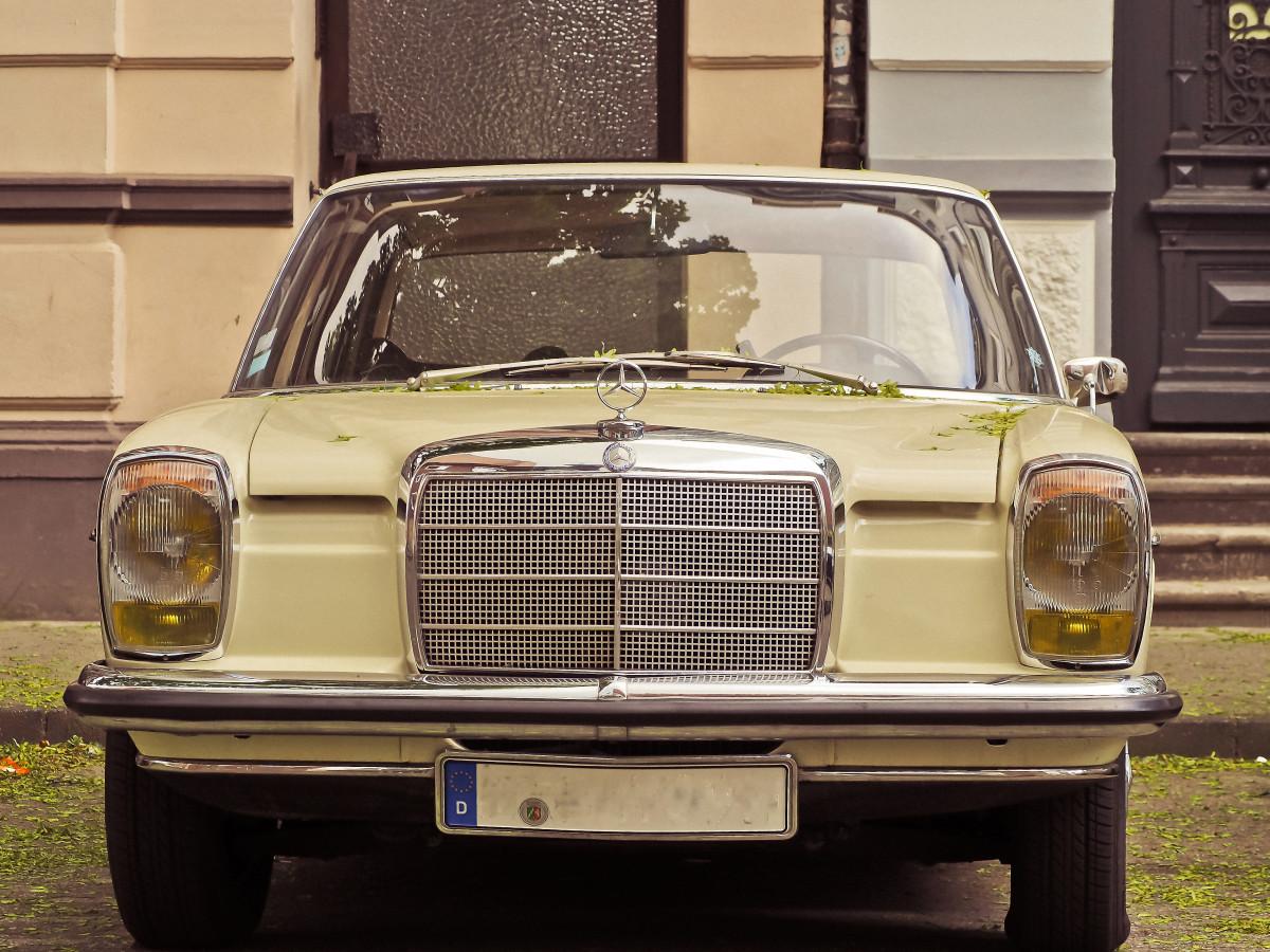 Mercedes Benz 300 SL convertible, built 1957, Oldtimer Alpenrallye ...