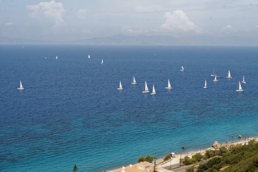 Strand,Meer,Küste,Wasser,Ozean,Horizont