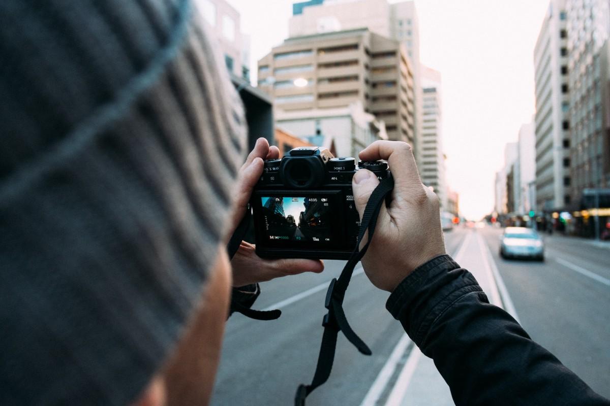 первый гигапиксельные фотографии камера ещё