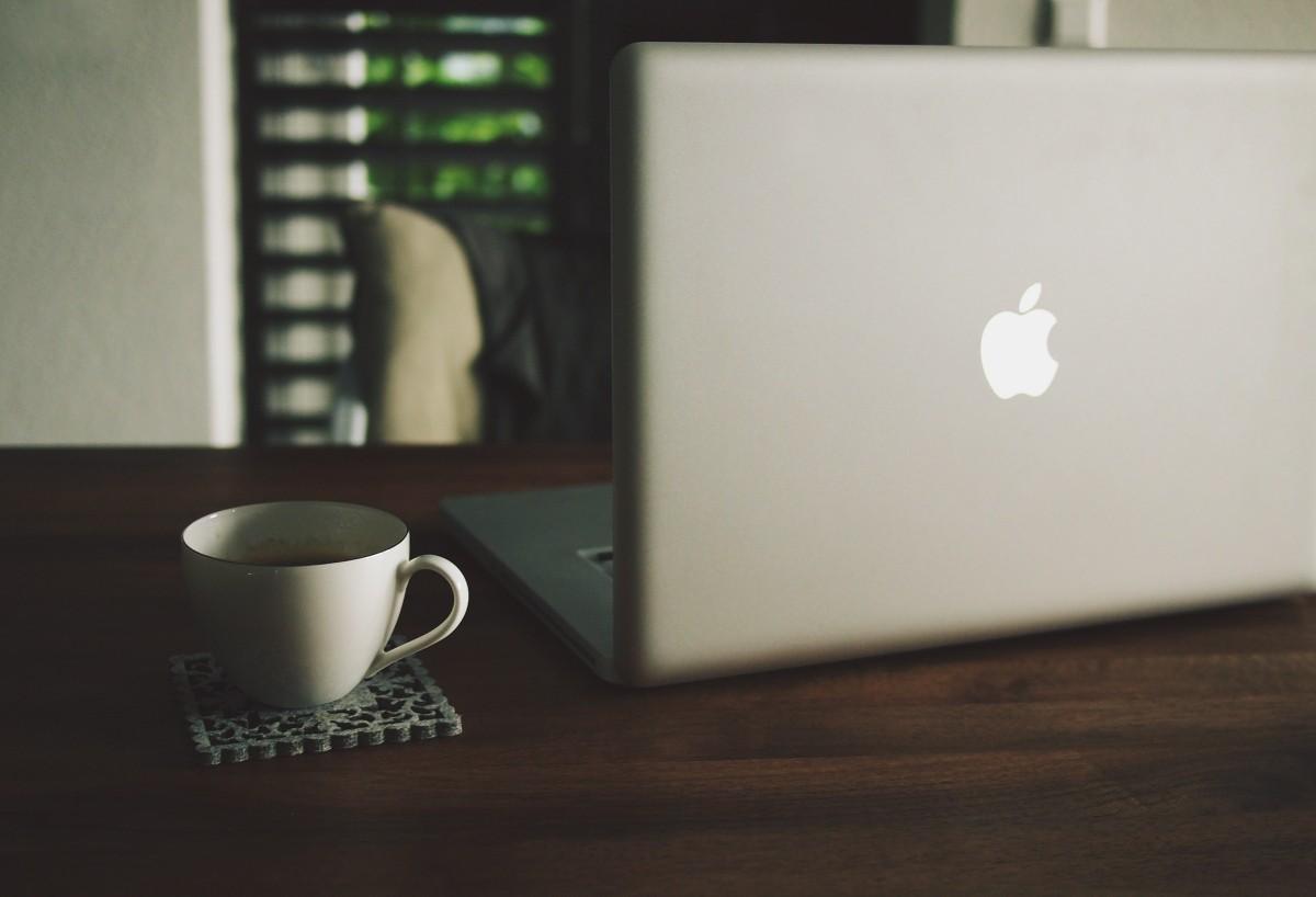 Coffee cup for mac - Laptop Desk Notebook Computer Macbook Mac