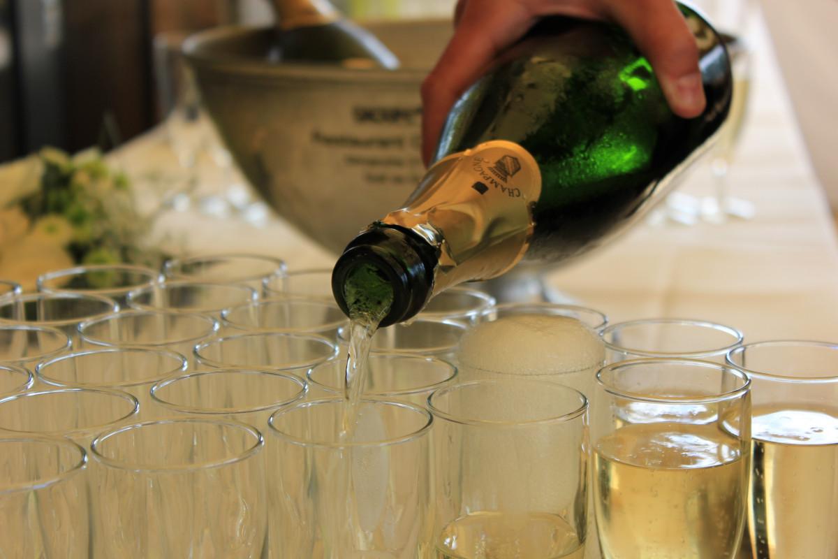 Шампанское в домашних условиях из винограда 22