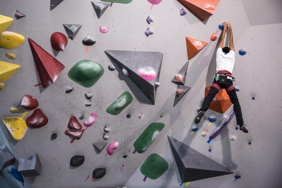 climbing hold, climbing, bouldering, sport climbing, adventure, rock climbing, climbing shoe, free climbing, recreation, rock climbing equipment, wall, individual sports, competition, leisure, competition event, plastic, concrete, rock, back, play