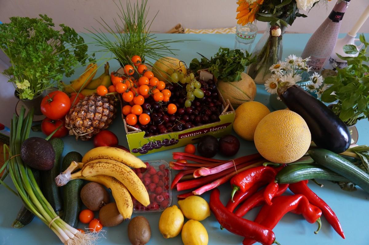 compras de frutas por internet