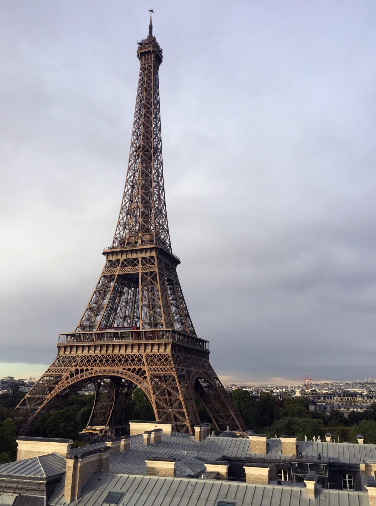 Картинка эфилевой башни