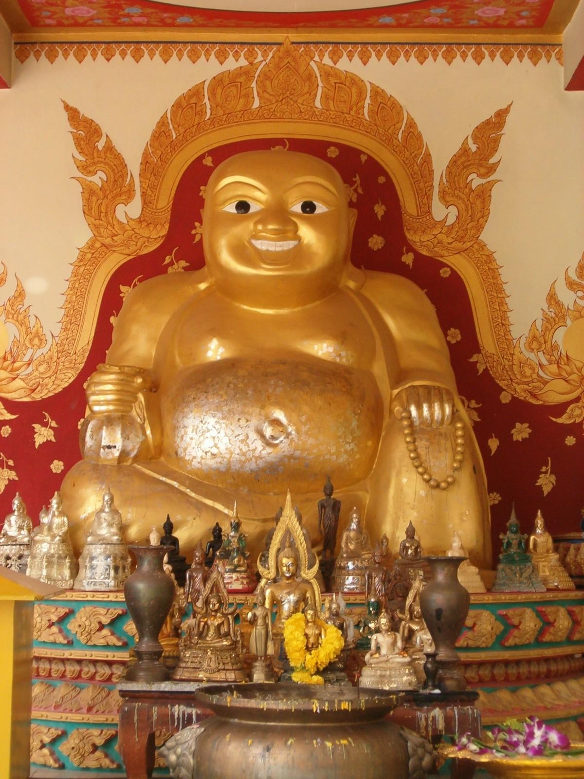 Free Images Monument Travel Statue Golden Buddhist Buddhism - Thailand religion