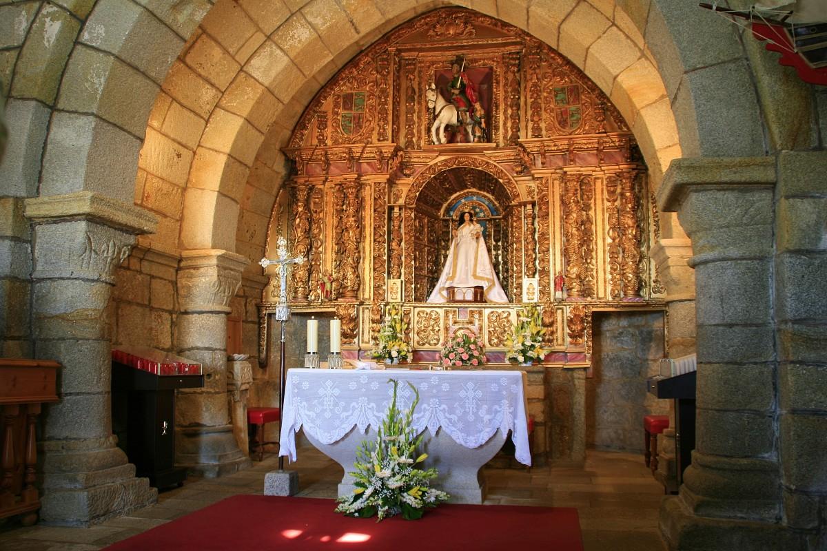 Foto del altar del holocausto 100