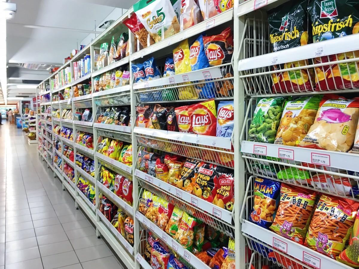 建物, フード, スーパーマーケット, 食料品店, 小売, 冷凍食品, インスタント食品, コンビニ