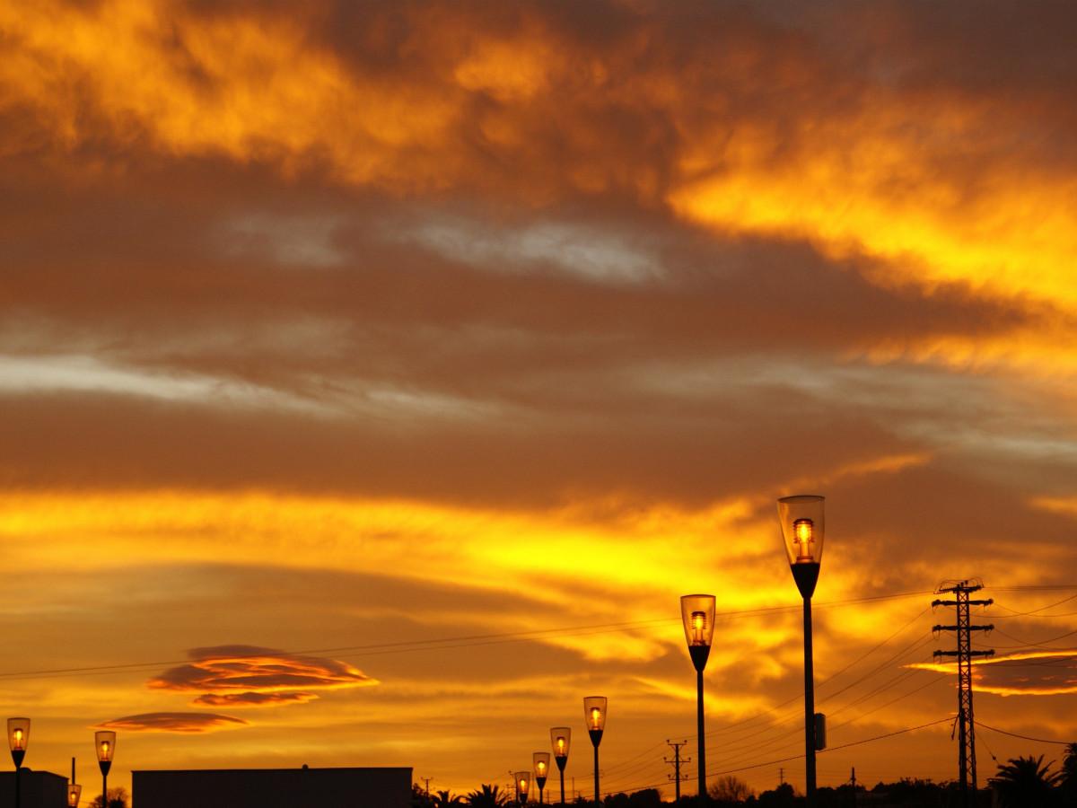 Free Images : landscape, horizon, cloud, sun, sunrise ...
