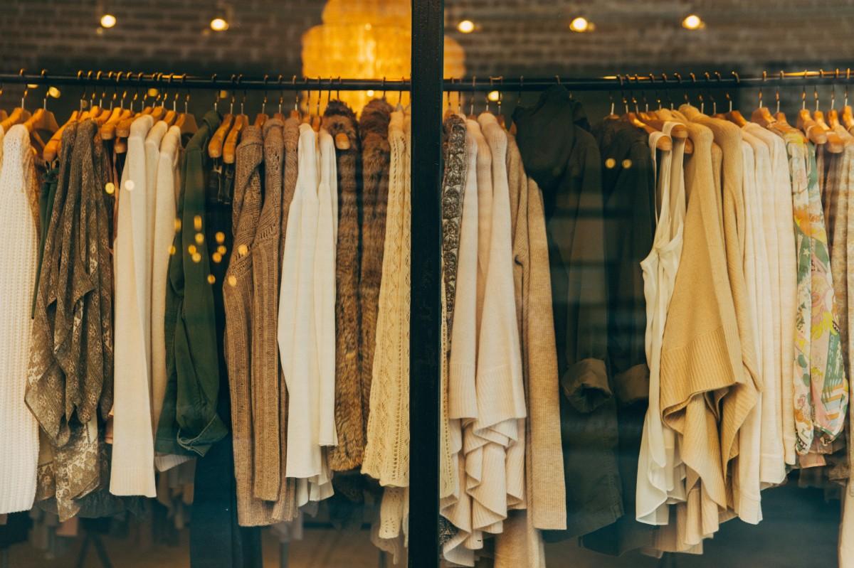 shop curtain fashion clothing room outerwear interior design boutique textile dress clothes retail display window shop windows window treatment