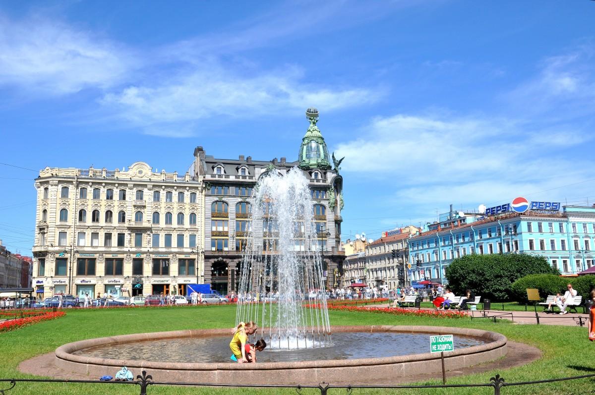 nirvana street russia 452764 - São Petersburgo, Capital Cultural da Rússia