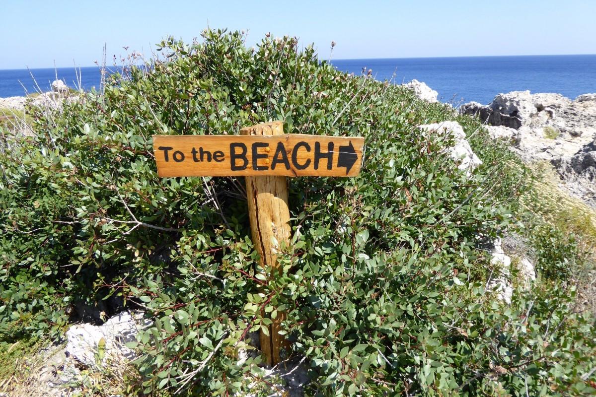 Strand, Meer, Weg, Luft, Insel, Griechenland, Ökosystem, Rhodes
