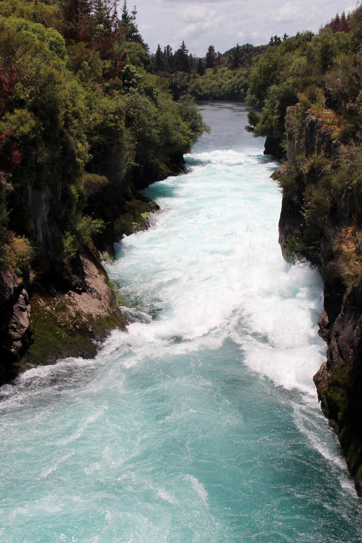 österreich Island Stream