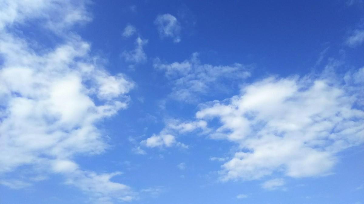รูปภาพ ขอบฟ้า เมฆ ท้องฟ้า ขาว แสงแดด บรรยากาศ ฤดู