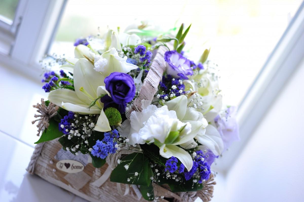 Beautiful Flowers Bouquet Images: Free Images : Purple, Petal, Blue, Flora, Floristry