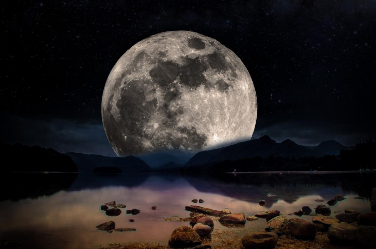 Классные картинки луны, поздравление директора школы