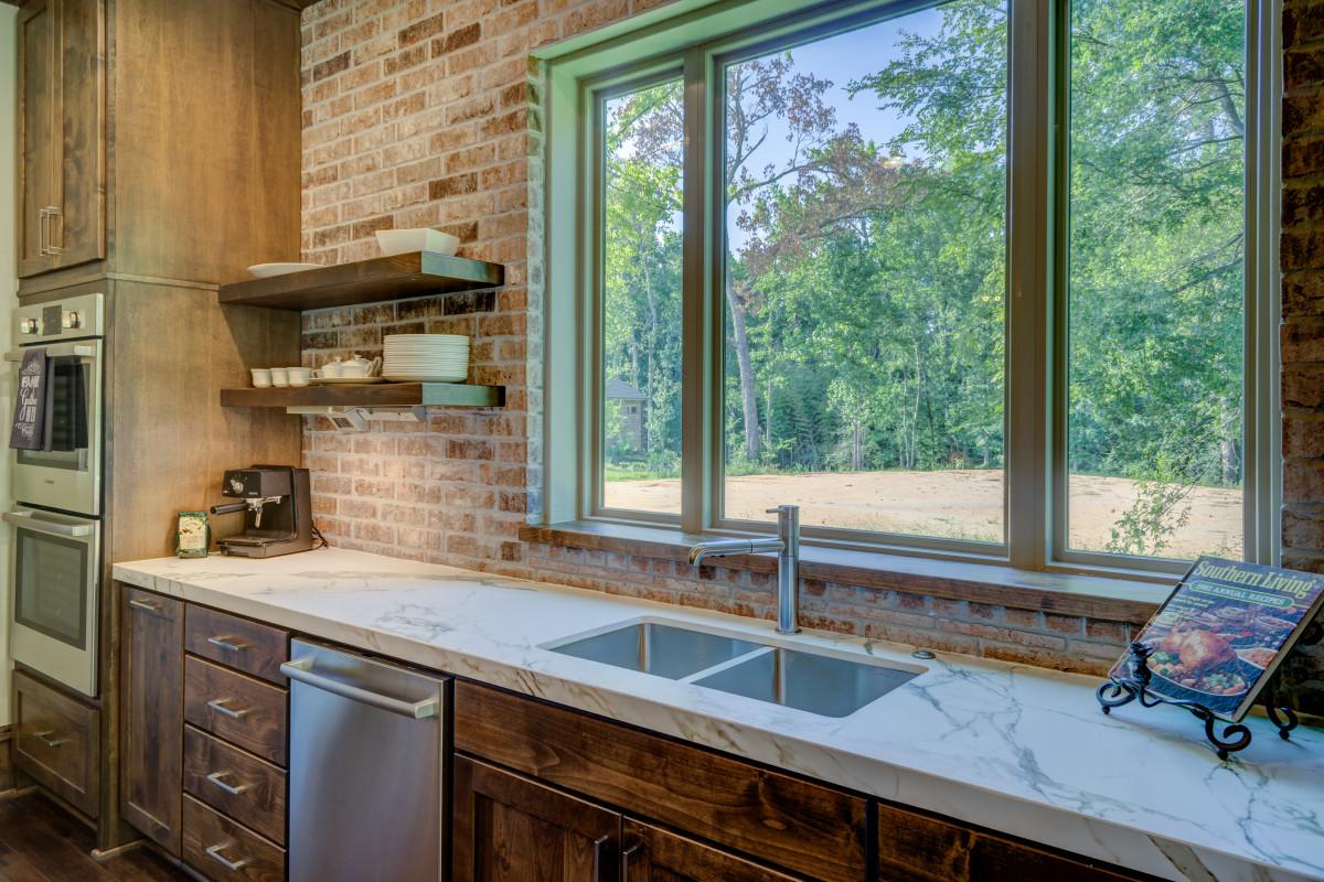 Fotos gratis : piso, ventana, cabaña, cocina, propiedad, lavabo ...