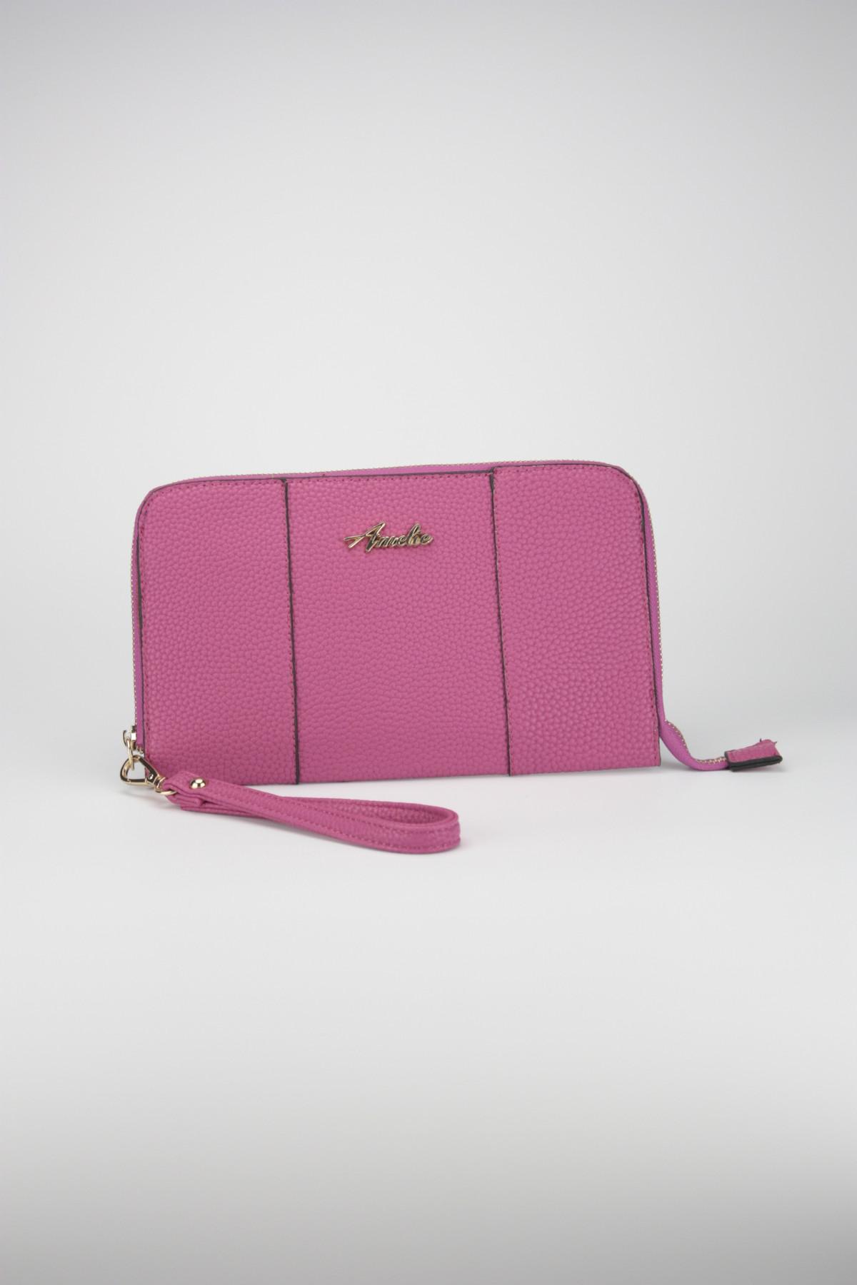Vaaleanpunainen Olkalaukku : Ilmaisia kuvia nahka nainen raha muoti