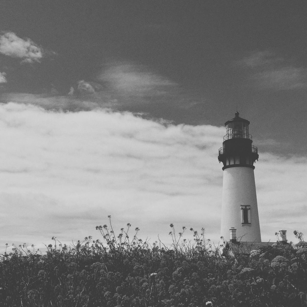 Free Images : Sea, Coast, Black And White, Lighthouse