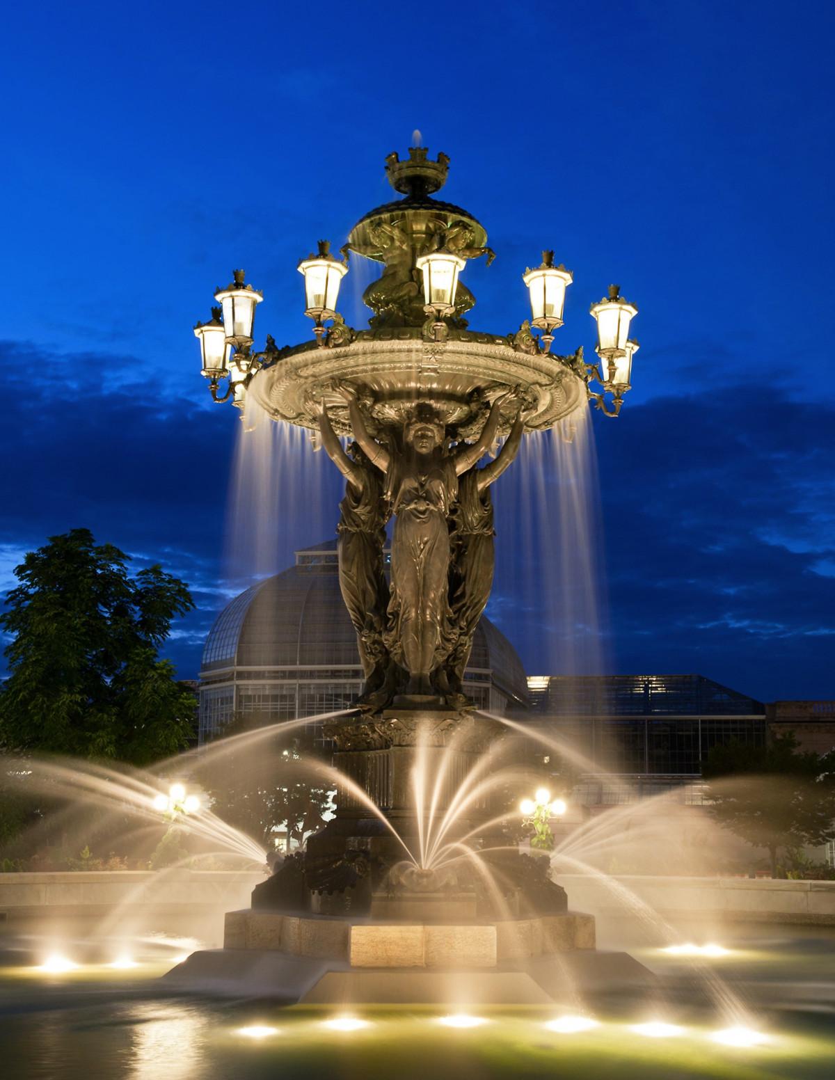 Fontaines Decoratives Exterieur