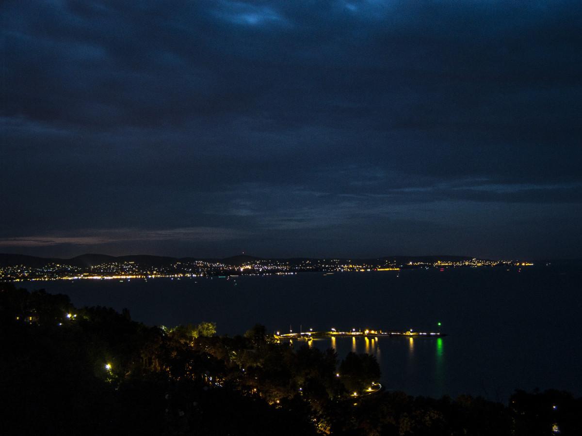 Как делать хорошие фото ночью